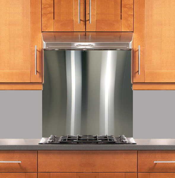 stainless supply stainless steel backsplashes