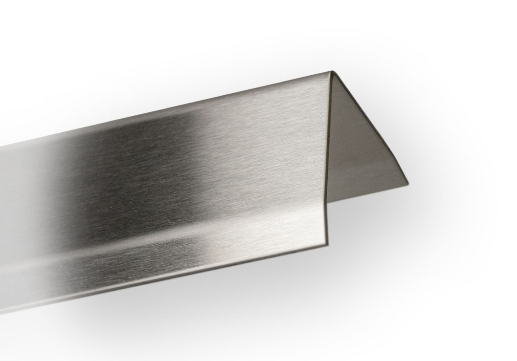 """1//4/"""" x 3/"""" x 5 /"""" Rounded corners 304 SS 1//4/"""" Stainless Steel Plate"""