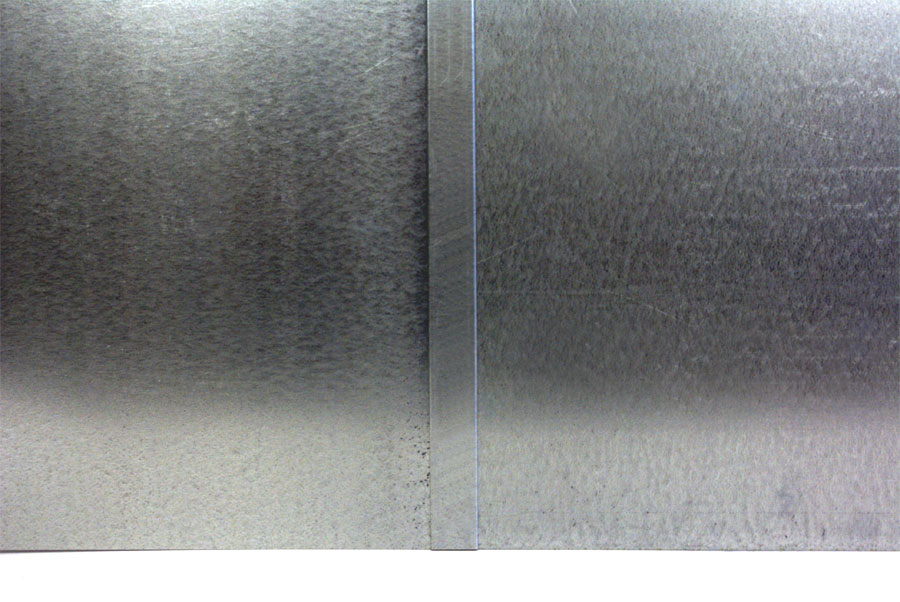 Stainless Supply Trim Molding Galvanized