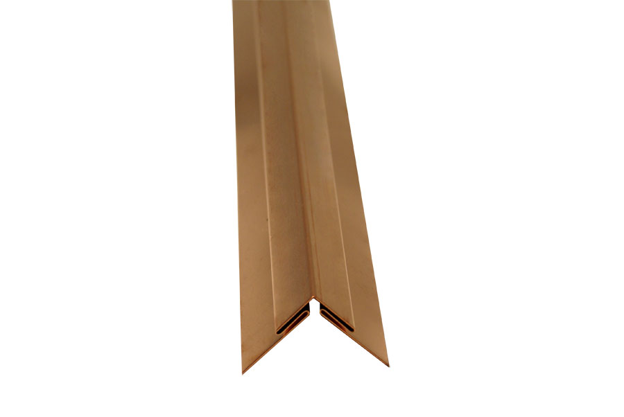 Stainless Supply Trim Molding Copper