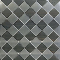 Stainless Supply | Stainless Steel Diamond Quilted Pattern : quilted stainless - Adamdwight.com