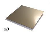 316L Stainless Steel Sheet 2B Finish