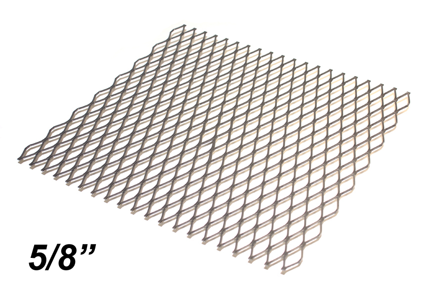 Stainless Supply | 304 Stainless Steel Expanded Metal