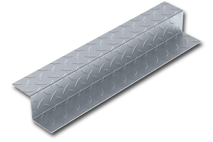 Custom Z Channel Diamond Tread Plate Stainless Supply