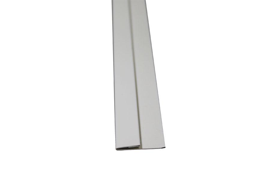 Trim Molding White Aluminum