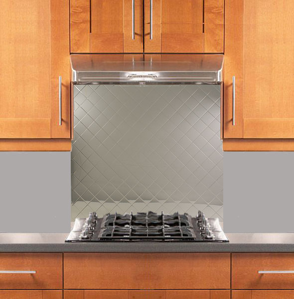 Brushed Stainless Steel Backsplash: Stainless Steel Backsplashes