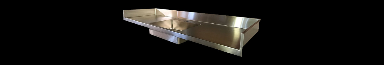 Stainless Supply Steel Countertops