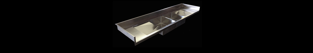 Stainless Steel Countertops Factory Direct