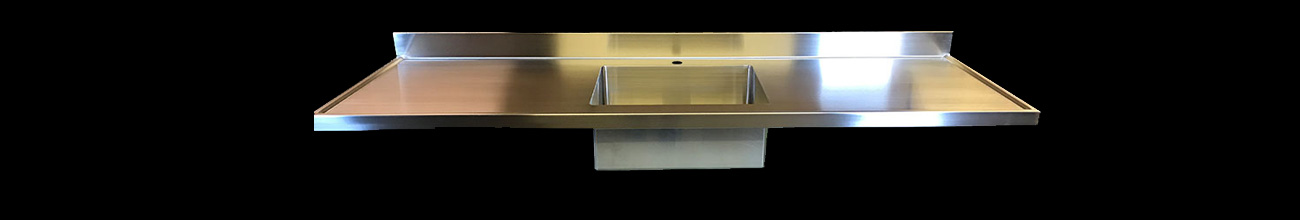 Delicieux STAINLESS STEEL COUNTERTOPS   FACTORY DIRECT