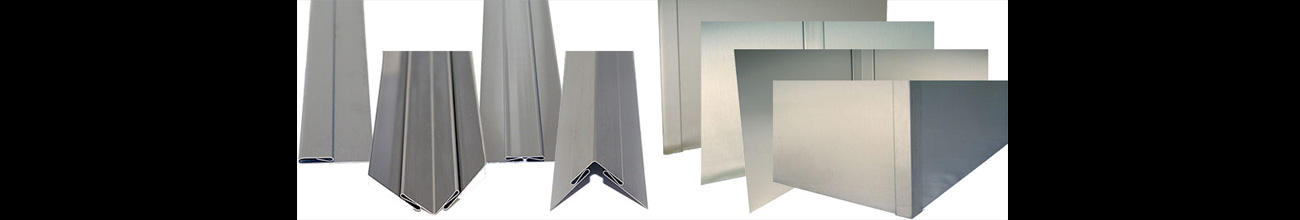 Stainless Steel Wall Cladding Systems