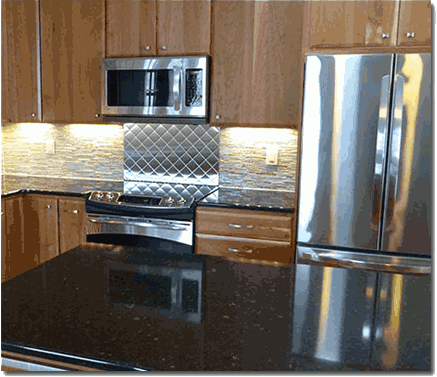 stainless steel backsplash photo album best home design