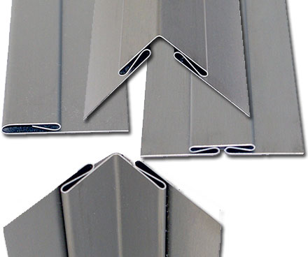 Genial STAINLESS STEEL TRIM MOLDING