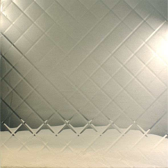 Copper Embossed Pattern - Diamond Quilted