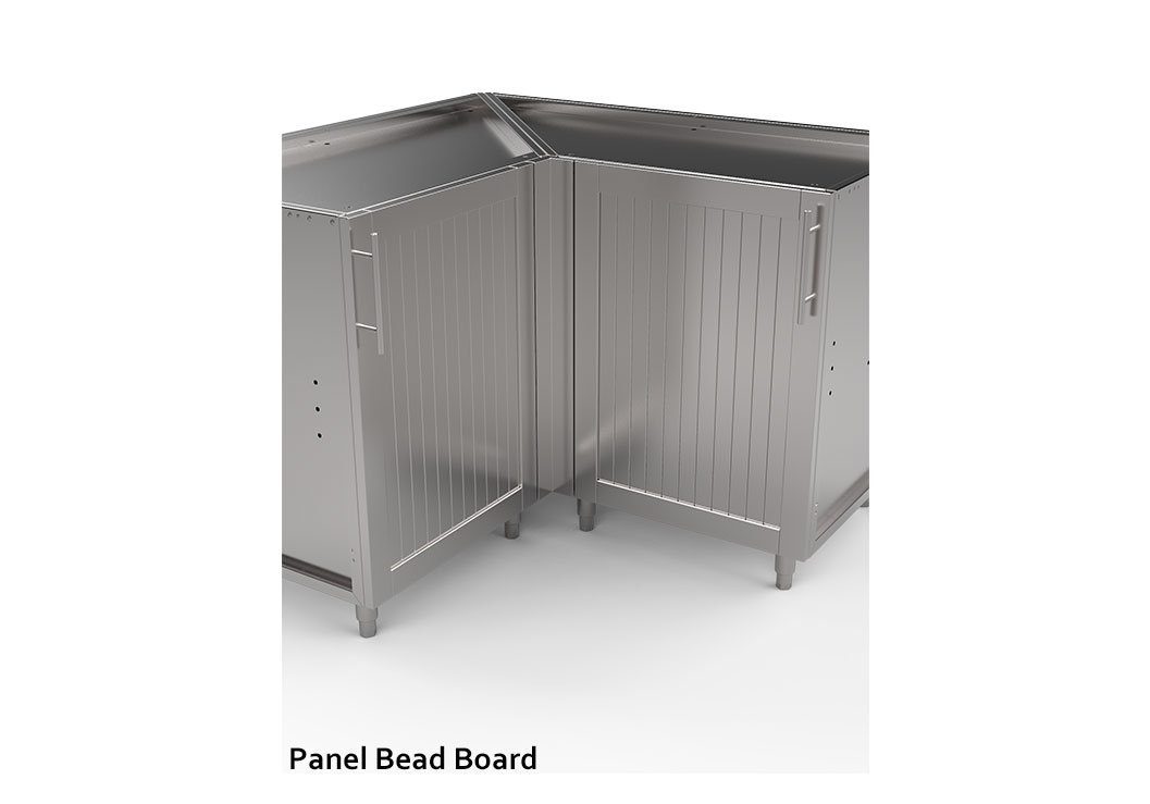 Stainless Supply | Stainless Steel Outdoor Kitchen Cabinets